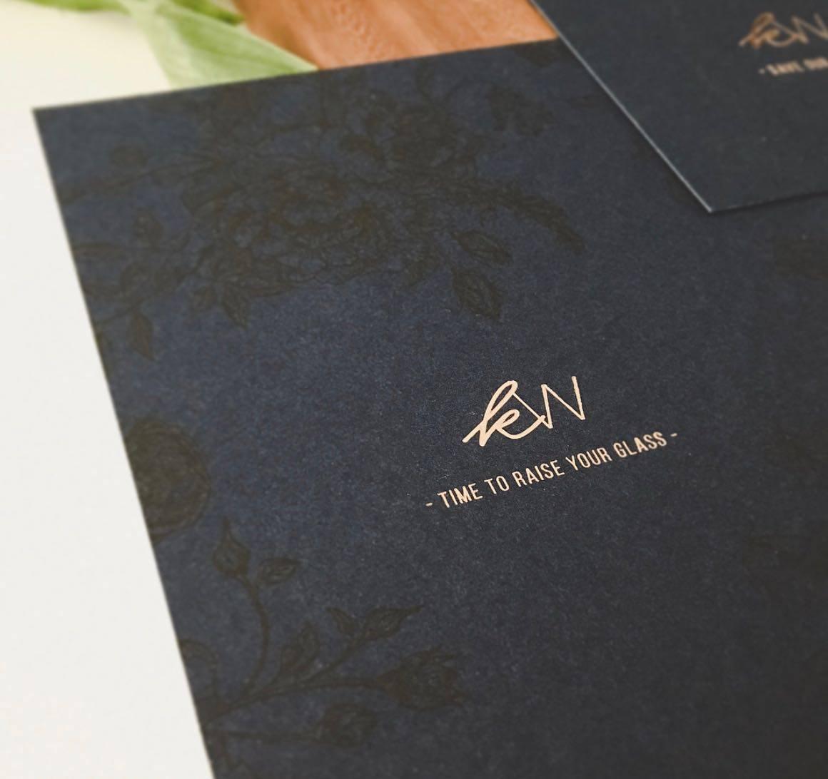 Scarabar - huwelijksuitnodigingen - grafisch ontwerp - House of Weddings  - 2