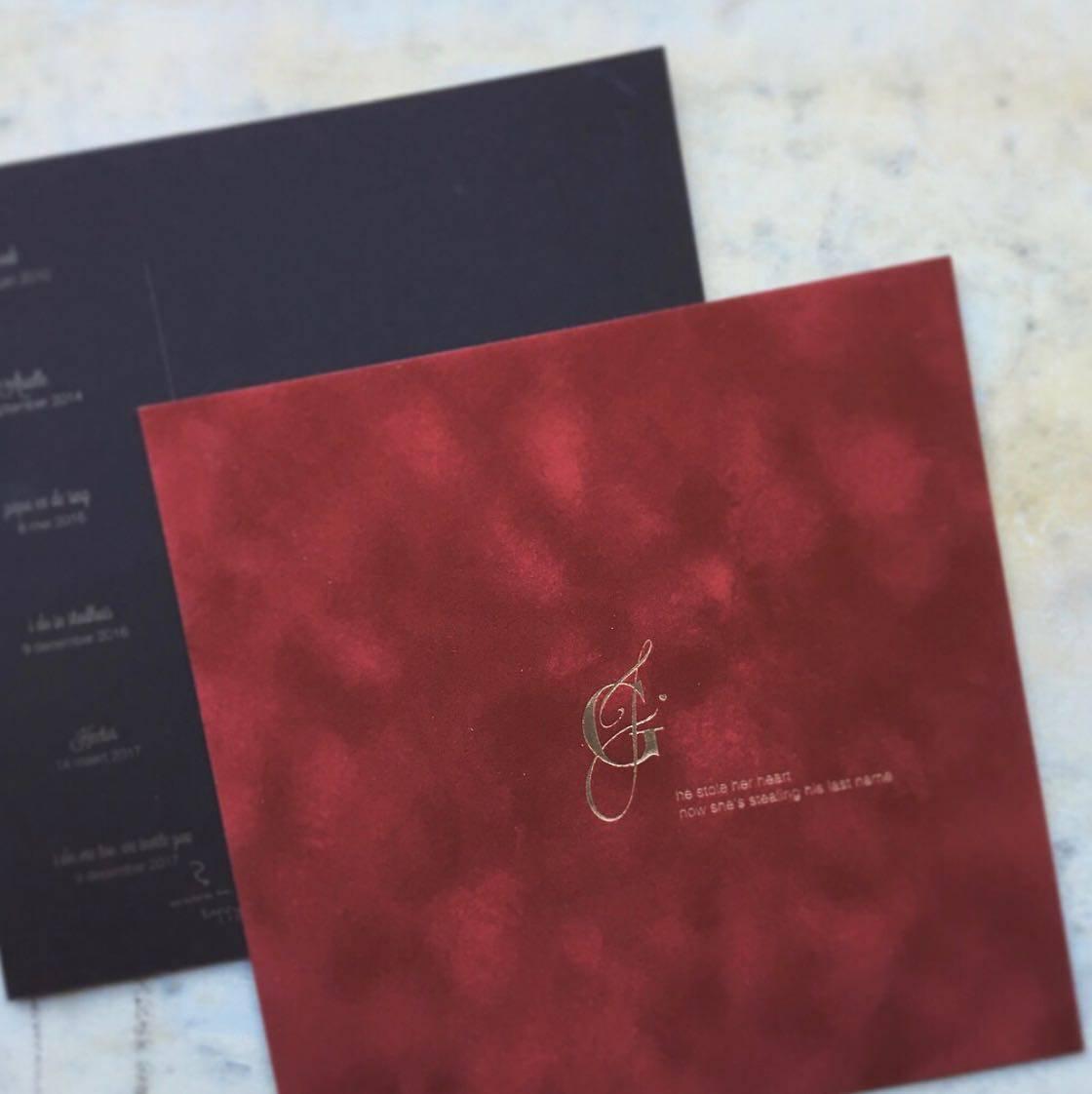 Scarabar - huwelijksuitnodigingen - grafisch ontwerp - House of Weddings  - 22