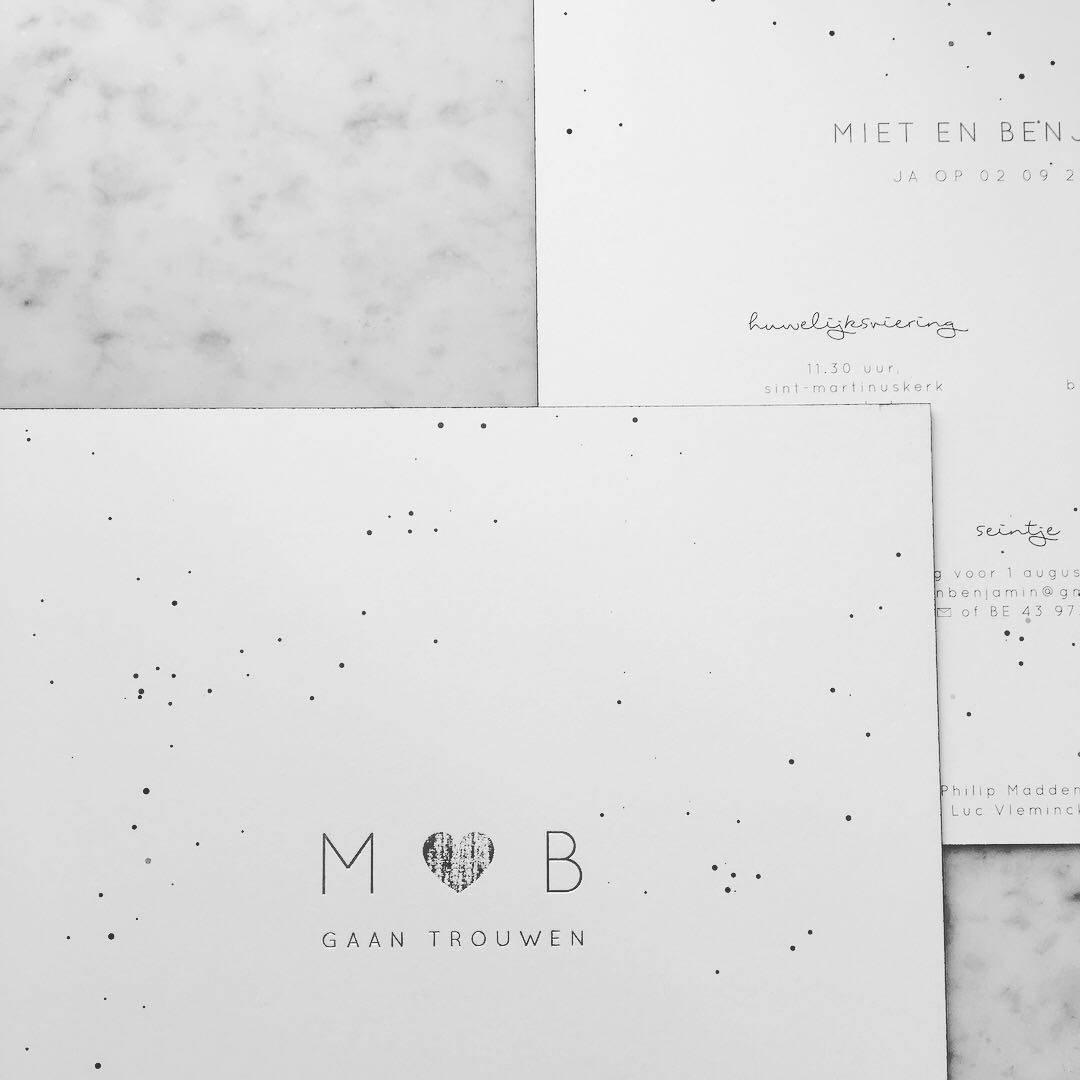 Scarabar - huwelijksuitnodigingen - grafisch ontwerp - House of Weddings  - 8