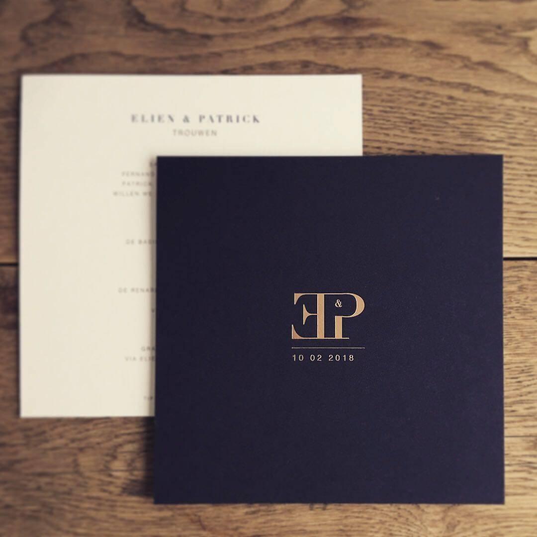 Scarabar - huwelijksuitnodigingen - grafisch ontwerp - House of Weddings  - 9