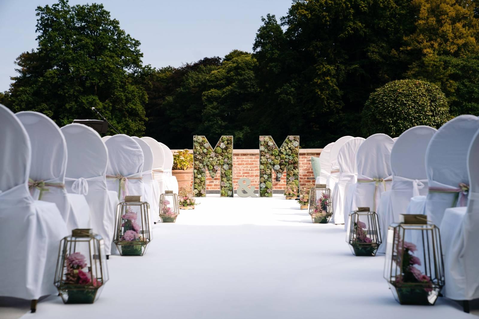 Sfeerlab - Trouwdecoratie - House of Weddings - 14