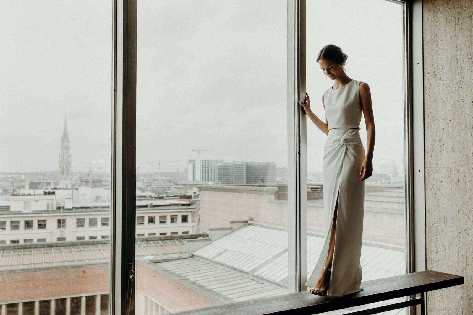 Sikkema - Trouwjurk - Bruidswinkel - Fotograaf Elke van den Ende - House of Weddings - 16