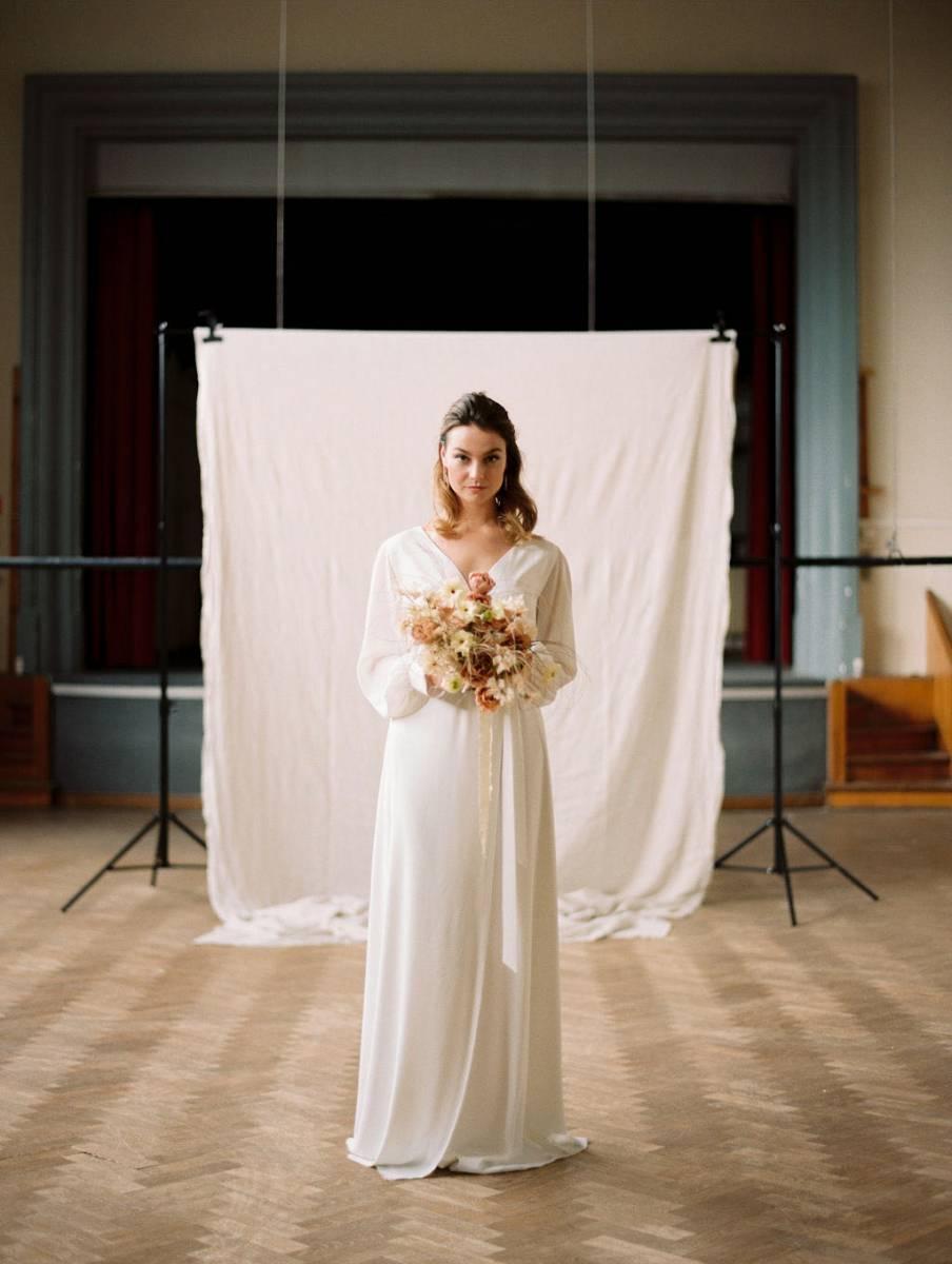 Sikkema - Trouwjurk - Bruidswinkel - Fotograaf Mathias Hannes - House of Weddings - 2