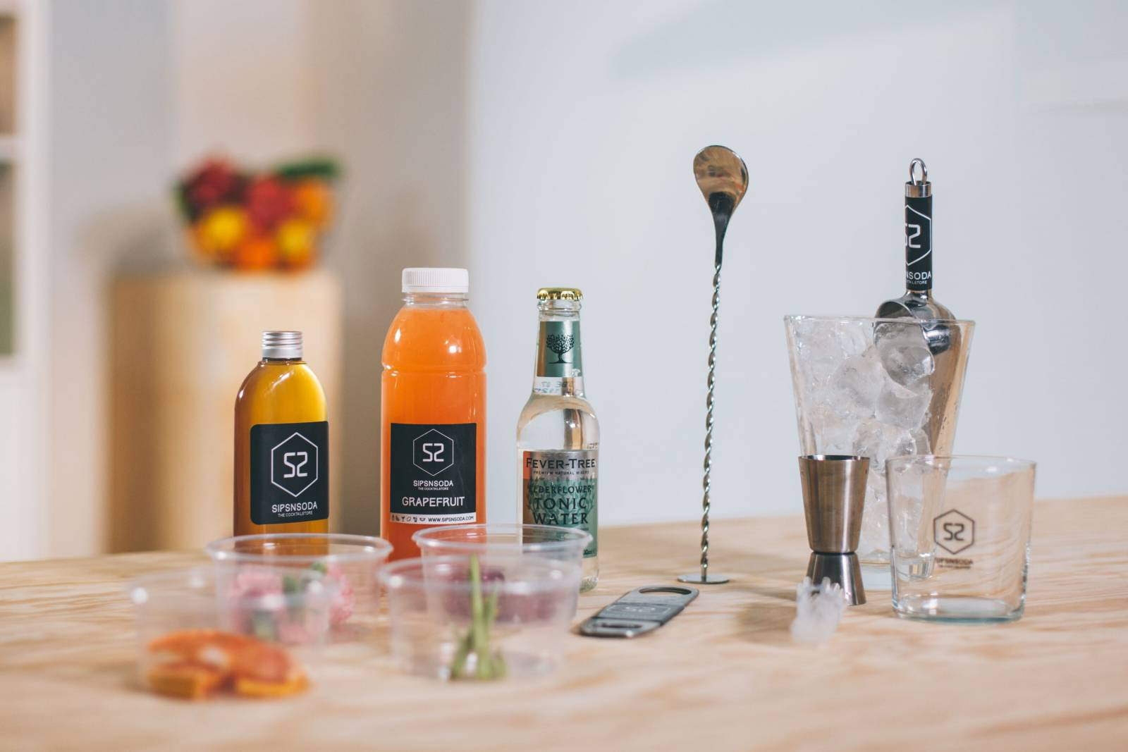 Sipsnsoda 2 - Cocktails en mobiele bars - House of Weddings  - 1