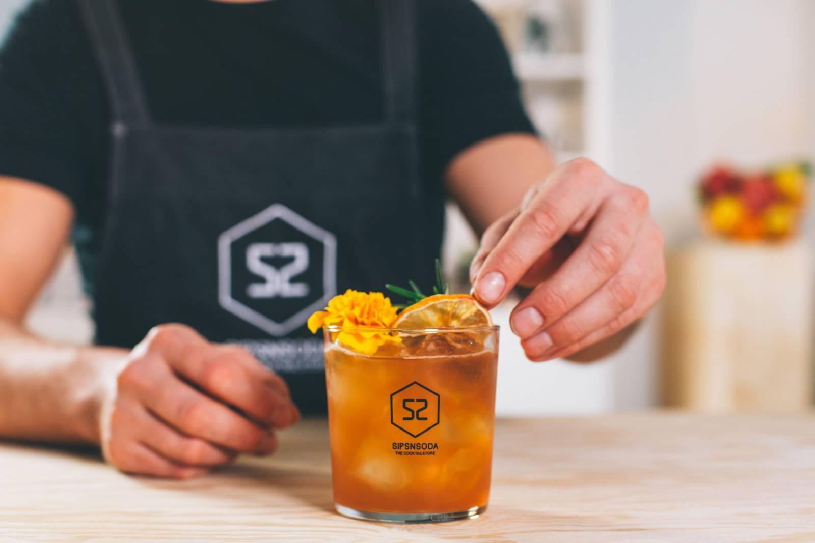 Sipsnsoda - Cocktails en mobiele bars - House of Weddings  - 12