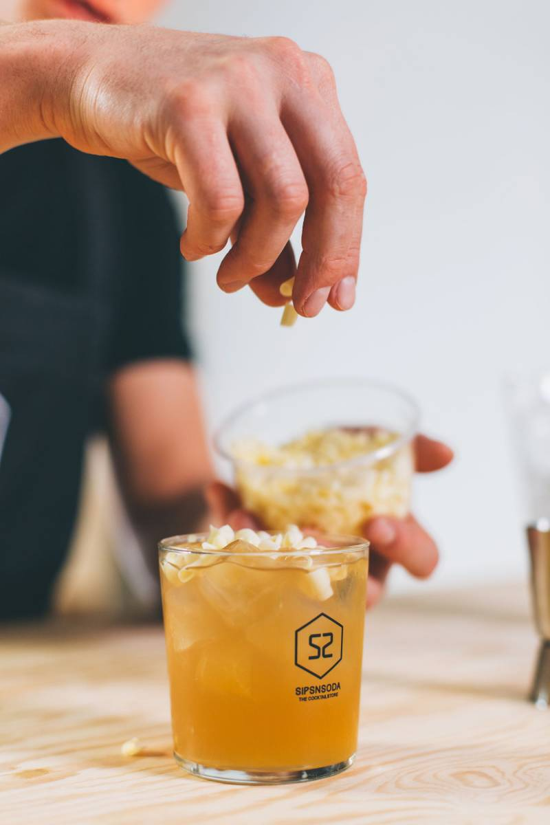 Sipsnsoda - Cocktails en mobiele bars - House of Weddings  - 20