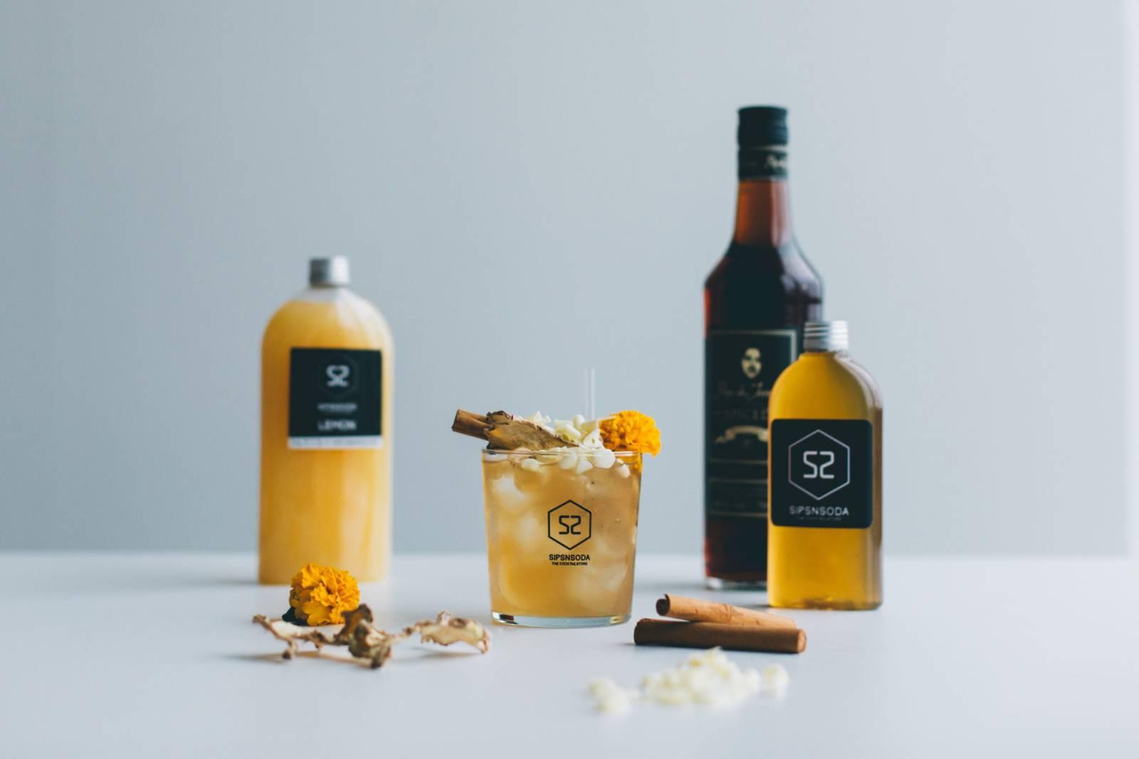 Sipsnsoda - Cocktails en mobiele bars - House of Weddings  - 23