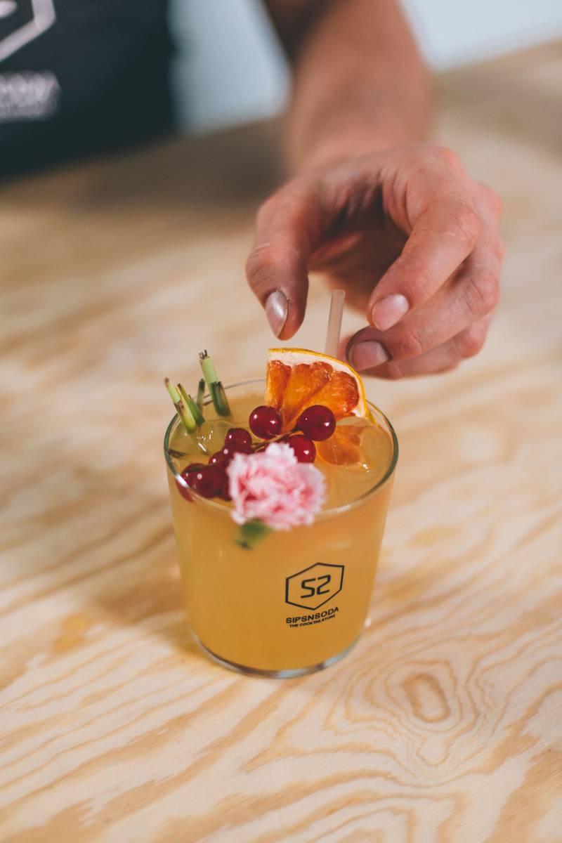 Sipsnsoda - Cocktails en mobiele bars - House of Weddings  - 37