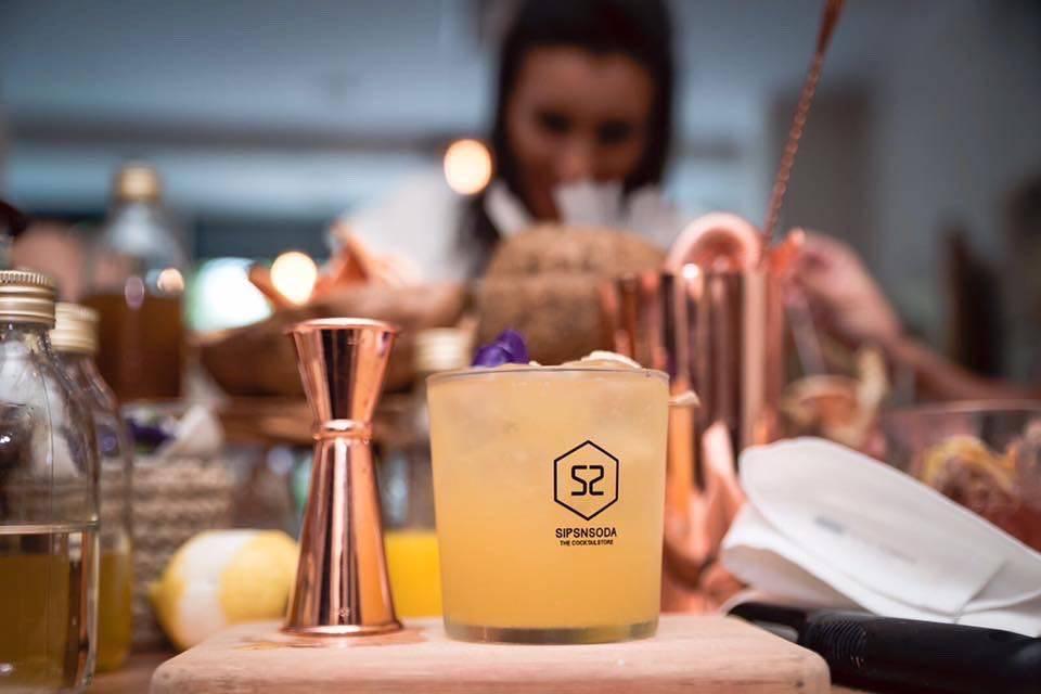 Sipsnsoda - Cocktails en mobiele bars - House of Weddings  - 5