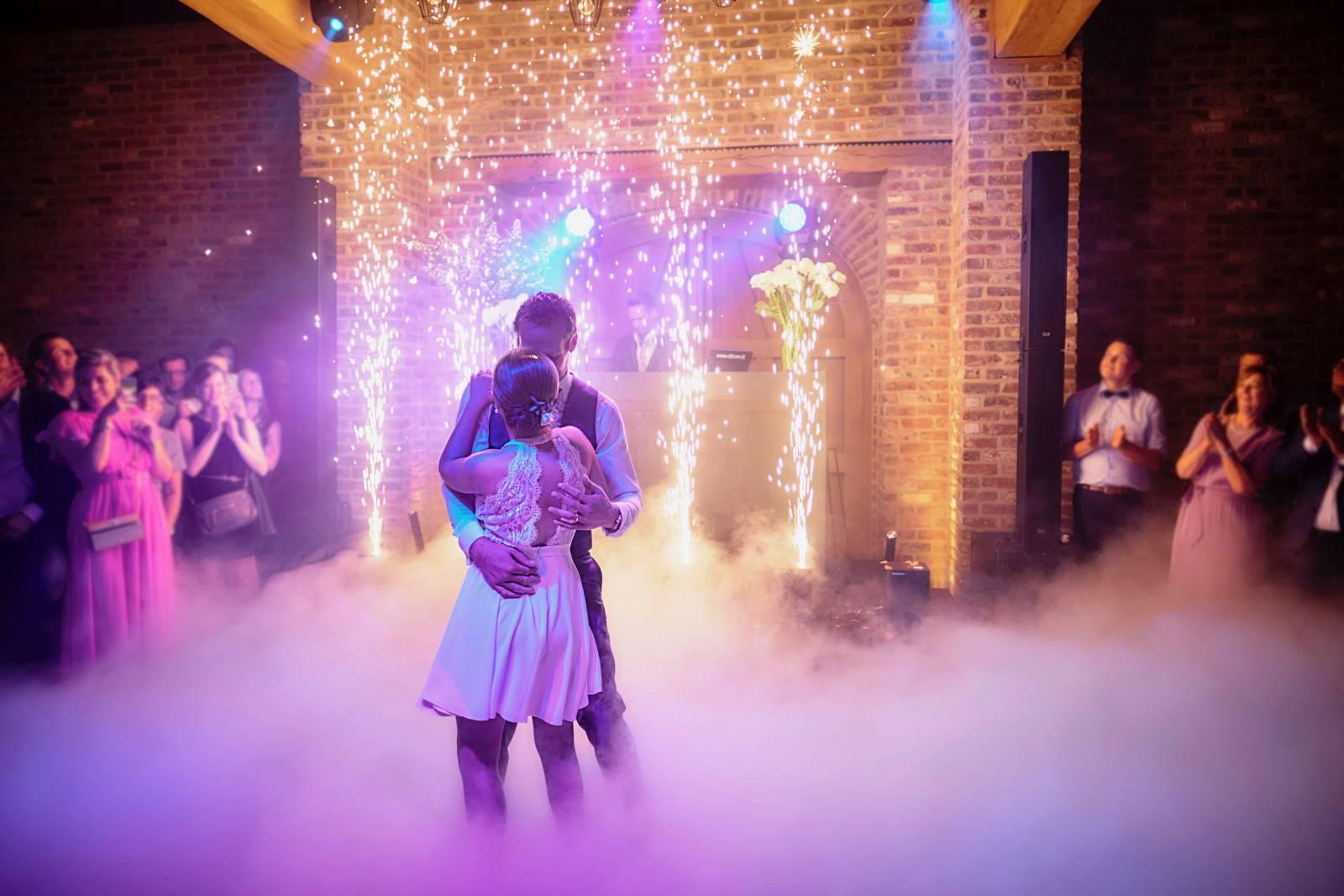 Solico - Licht & Geluid huwelijk - Audiovisueel - House of Weddings - 3