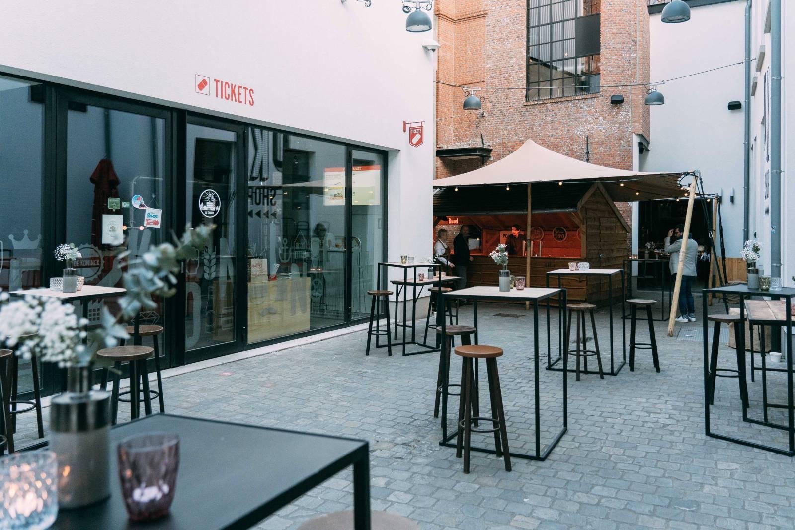 Stadsbrouwerij De Koninck - Feestzaal Antwerpen - House of Weddings - 4