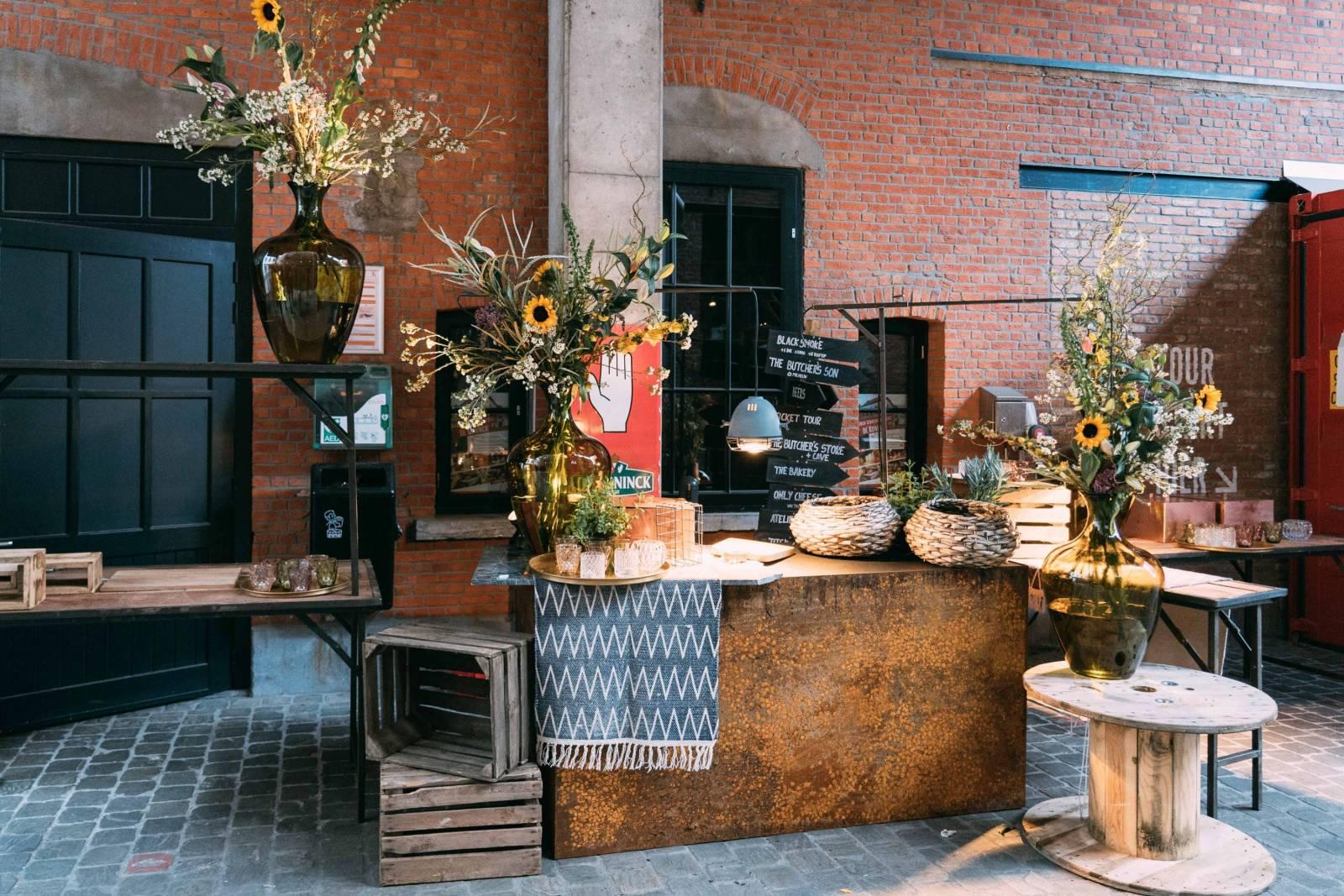Stadsbrouwerij De Koninck - Feestzaal Antwerpen - House of Weddings - 5