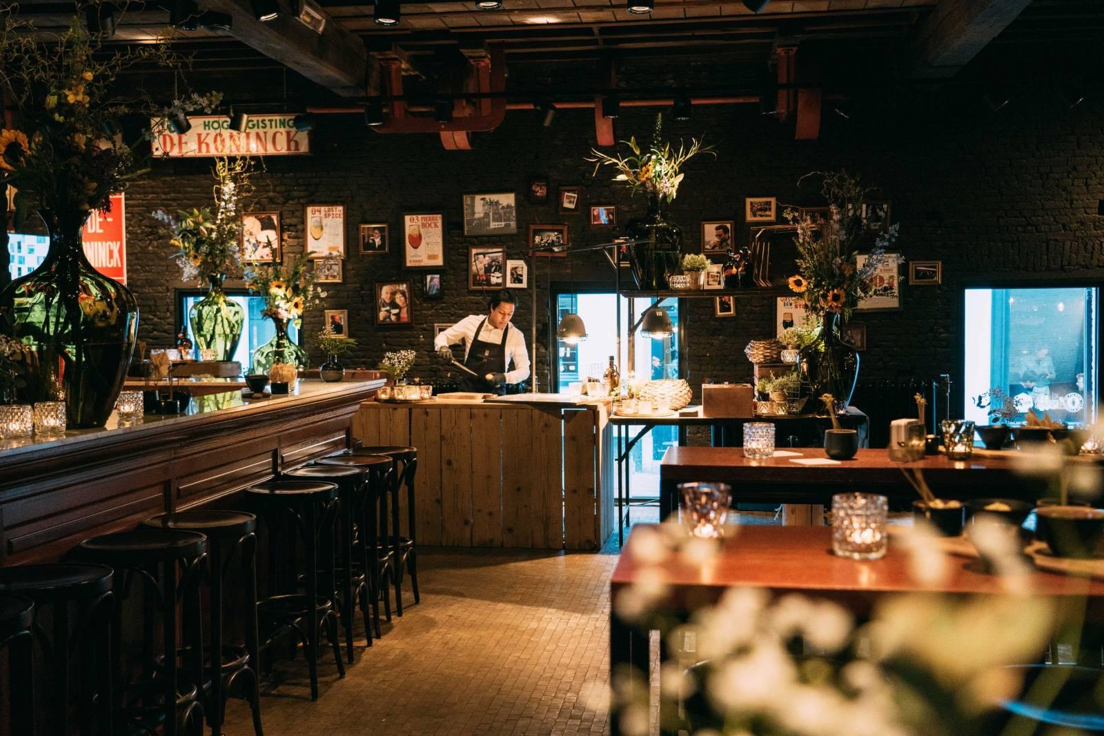 Stadsbrouwerij De Koninck - Feestzaal Antwerpen - House of Weddings - 7