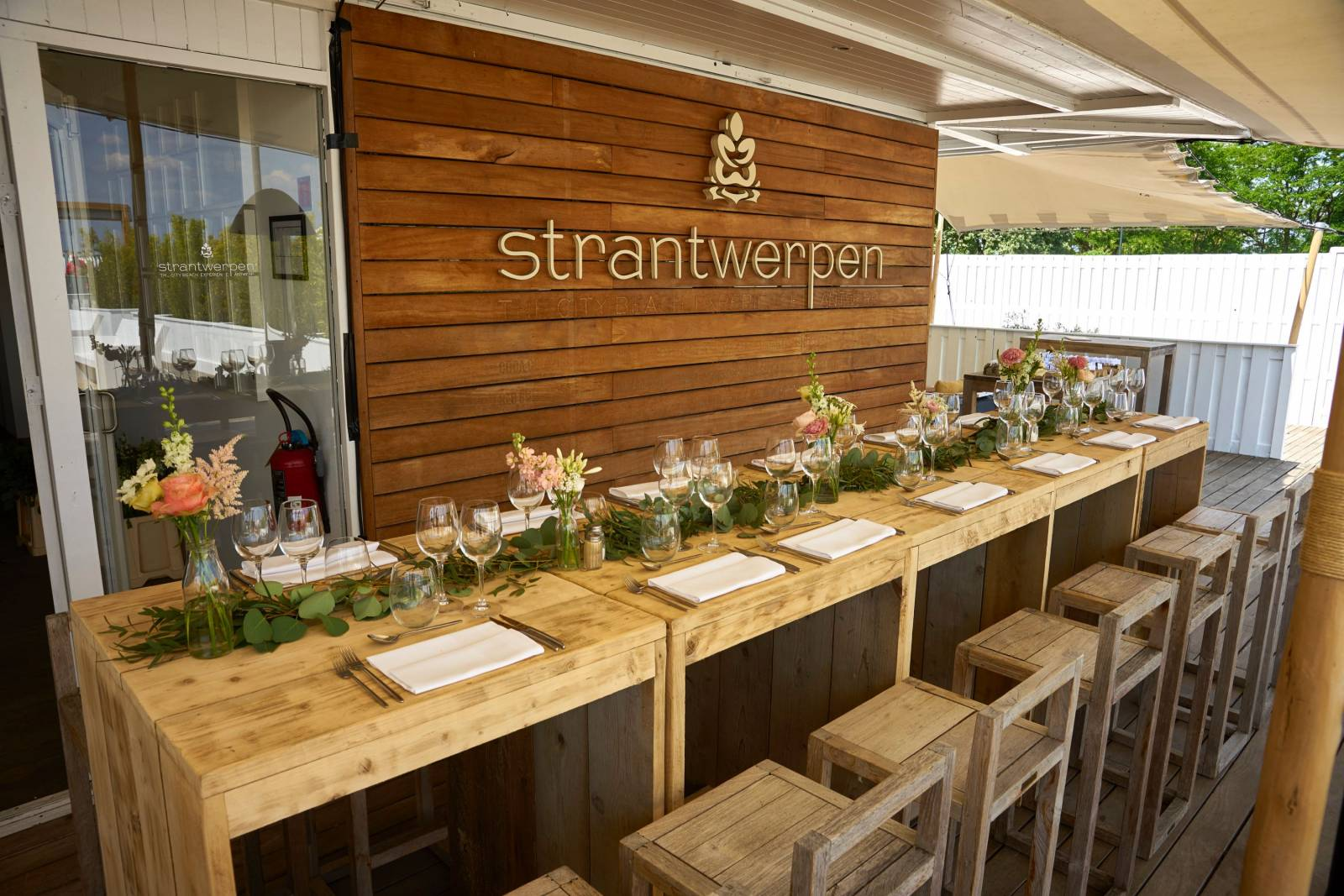Strantwerpen - Feestzaal - Trouwzaal - Trouwen op het Strand - House of Weddings - 10