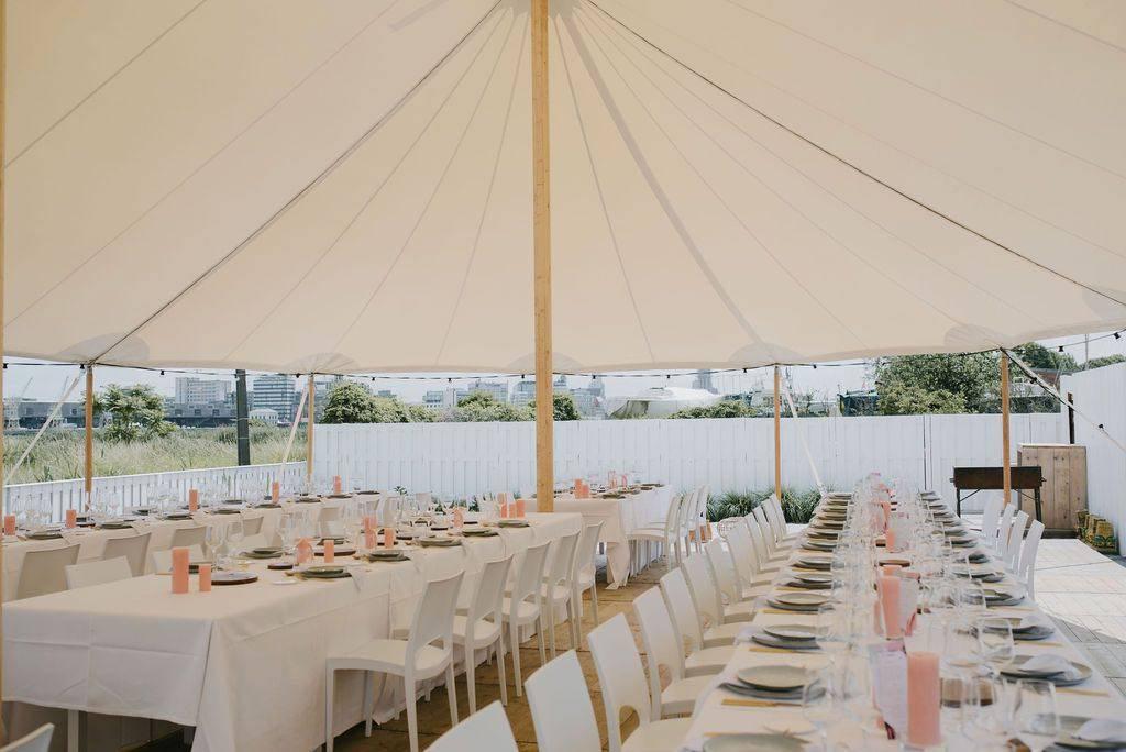 Strantwerpen - Feestzaal - Trouwzaal - Trouwen op het Strand - House of Weddings - 27
