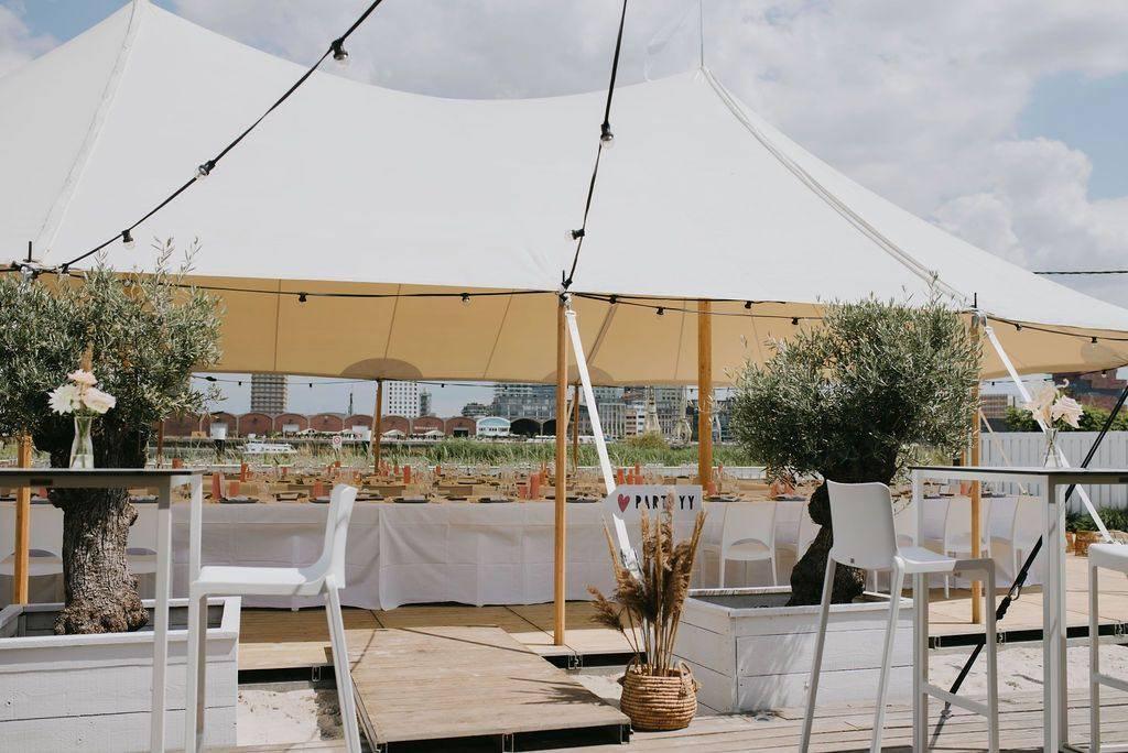 Strantwerpen - Feestzaal - Trouwzaal - Trouwen op het Strand - House of Weddings - 28