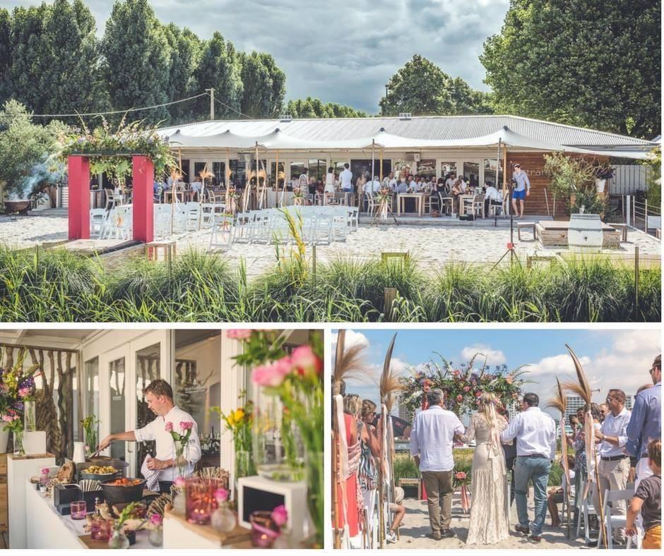 Strantwerpen - Feestzaal - Trouwzaal - Trouwen op het Strand - House of Weddings - 3