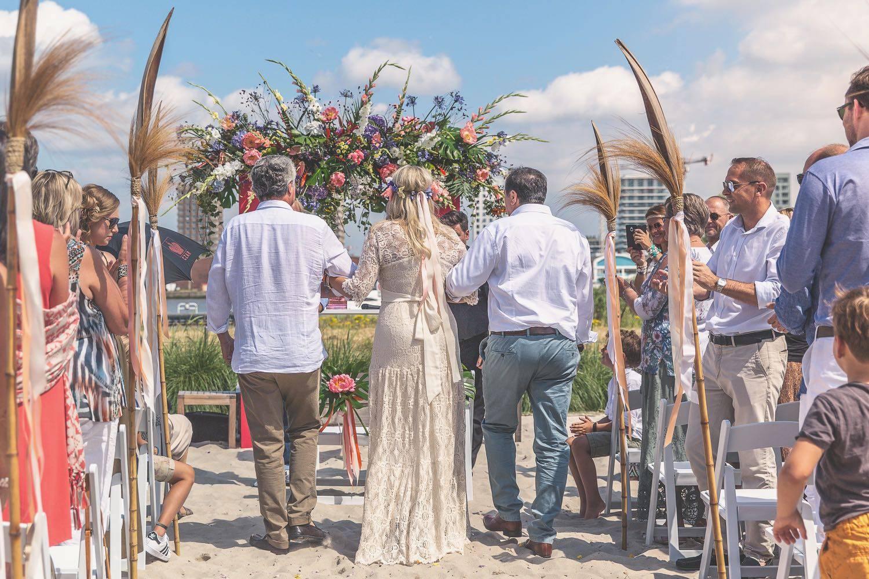 Strantwerpen - Feestzaal - Trouwzaal - Trouwen op het Strand - House of Weddings - 39
