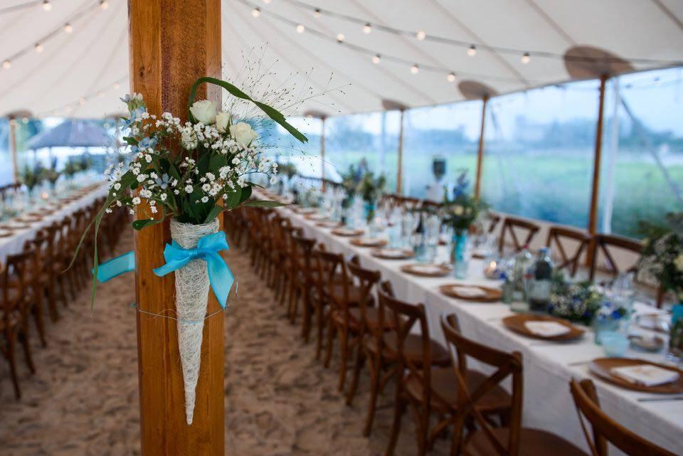 Strantwerpen - Feestzaal - Trouwzaal - Trouwen op het Strand - Wedding Planner Feriatus - House of Weddings - 6