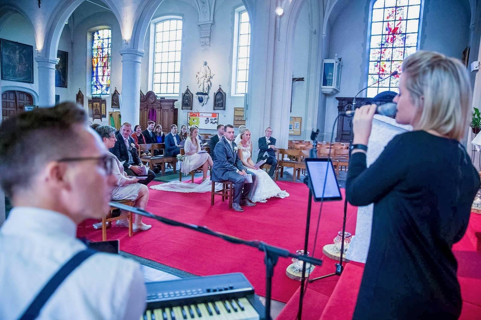 Sven Van den Wyngaert - Muziek huwelijk - House of Weddings - 8