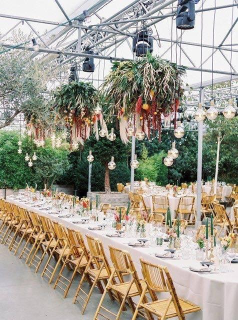 Swing - trouwdecoratie - Decoratie huwelijk trouw bruiloft - House of Weddings - 2