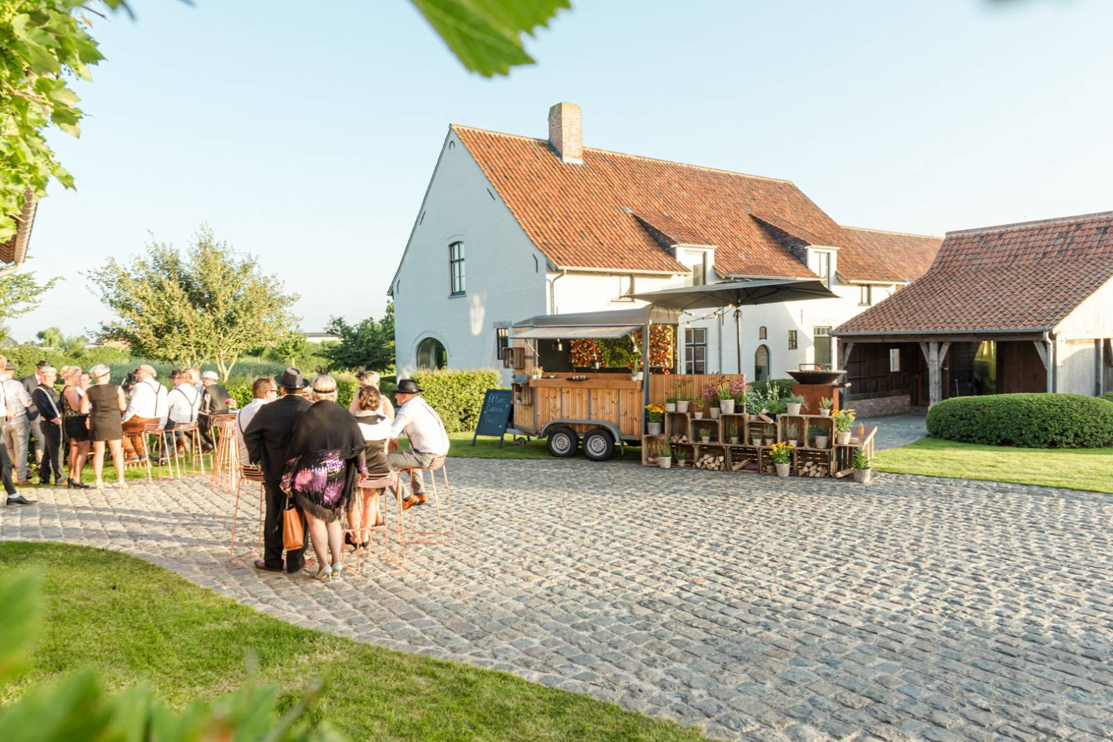 'T Kokkerelleke - Catering - House Of Weddings - 17