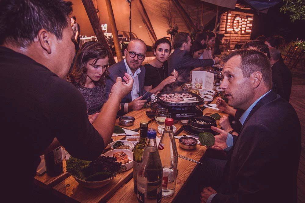 Table d'Ho - foodtruck - House of Weddings - 10