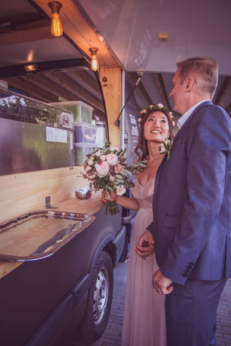 Table d'Ho - foodtruck - House of Weddings 2 - 1
