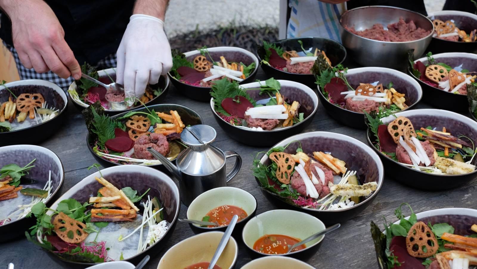 Table d'Ho - foodtruck - House of Weddings - 3