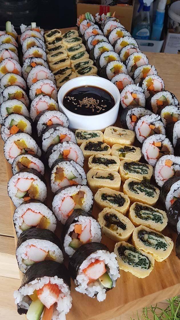 Table d'Ho - foodtruck - House of Weddings - 9
