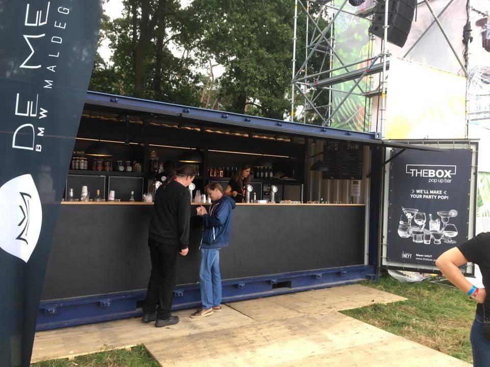 The Box Popup Bar | House of Weddings - 13