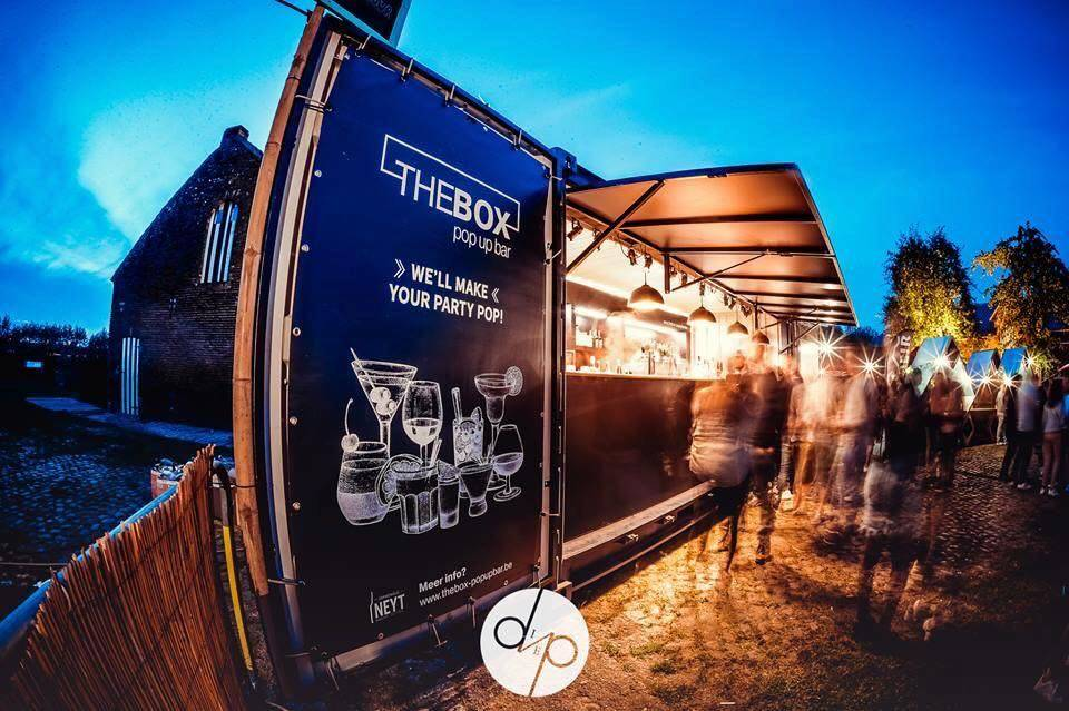 The Box Popup Bar | House of Weddings - 3
