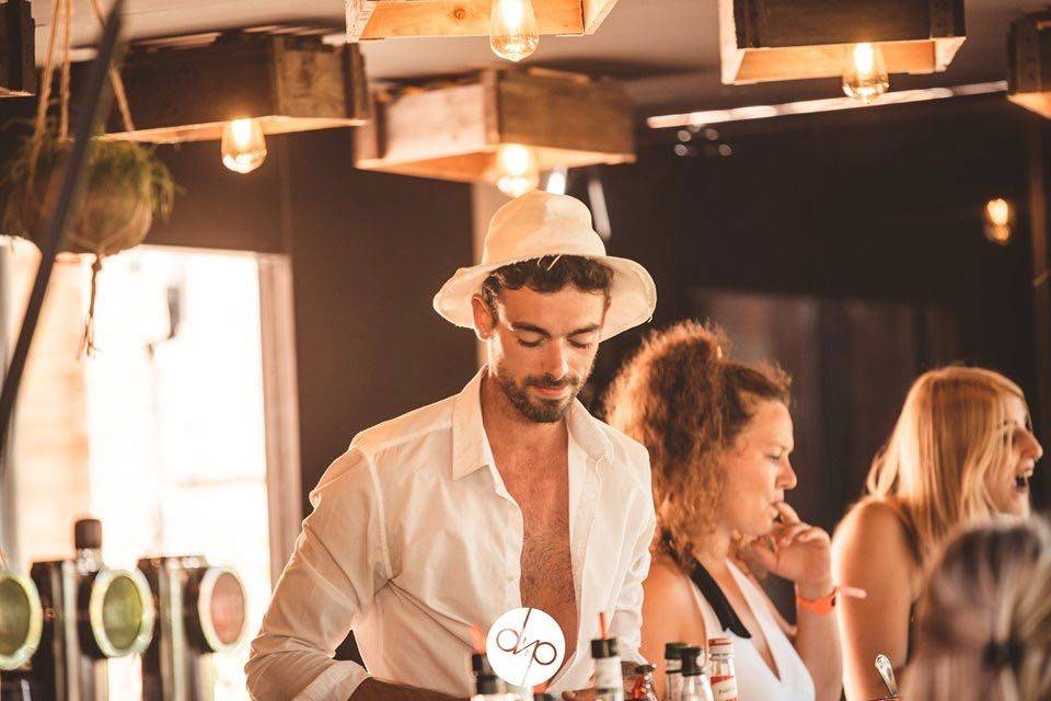 The Box Popup Bar | House of Weddings - 58