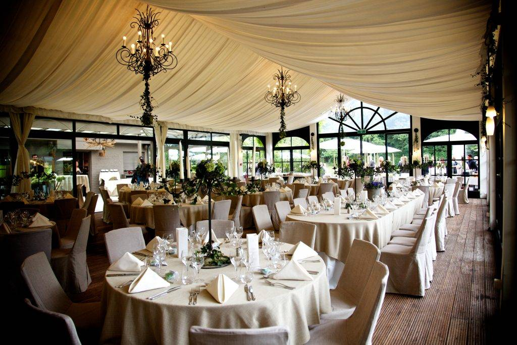 The Classic Domain - Feestzaal Brussel - House of Weddings