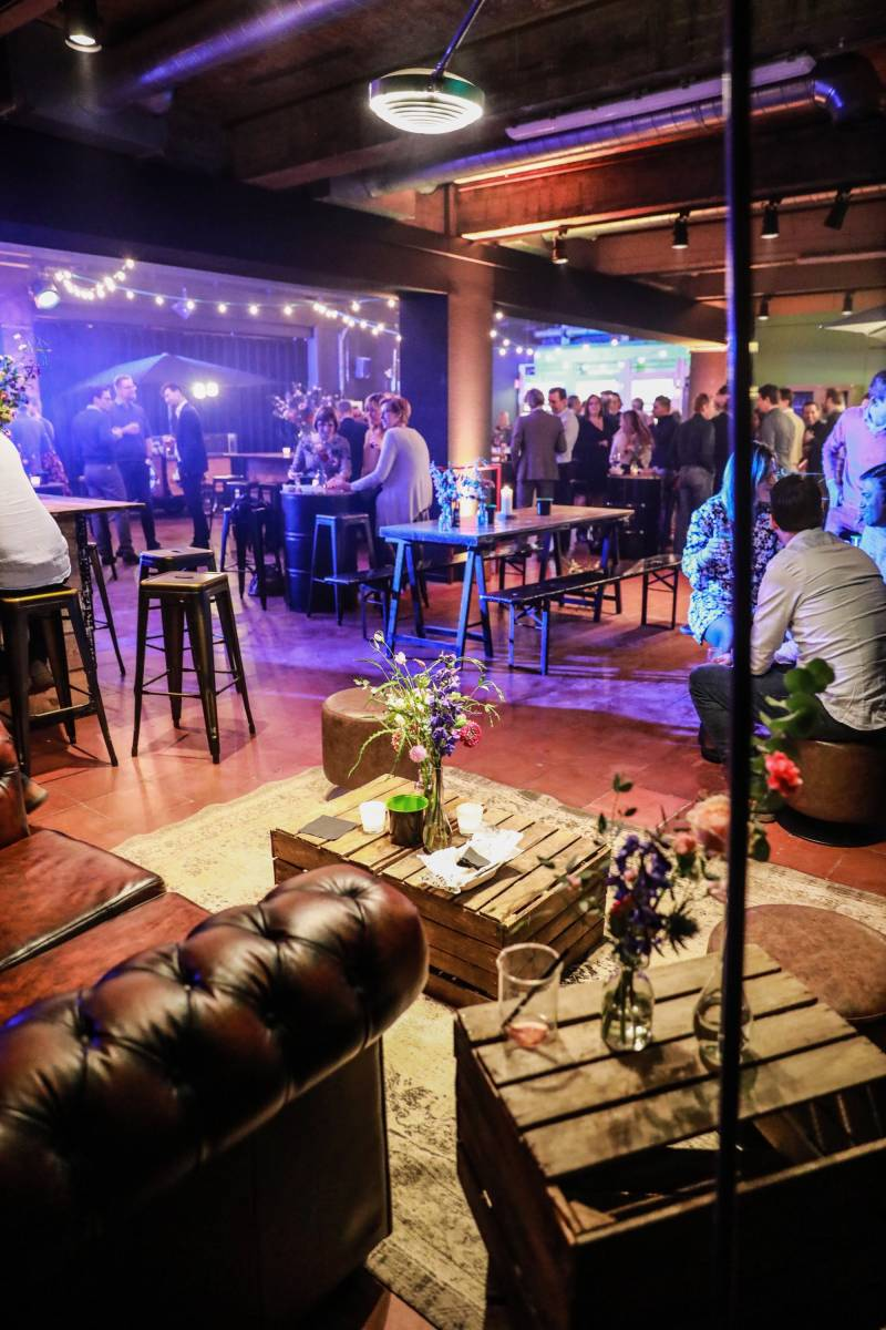 The Lab - Feestzaal - Feestlocatie - Huwelijk - Event - Feest - House of Weddings & House of Events - 17