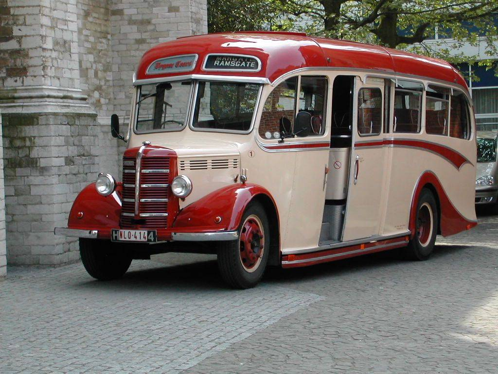 The London Ceremony Bus - Trouwvervoer - Ceremonievervoer - Bus - House of Weddings - 11