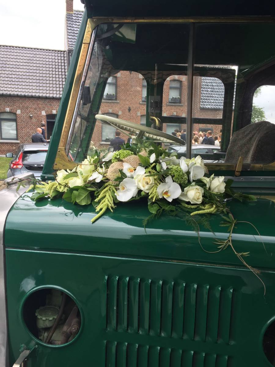 The London Ceremony Bus - Trouwvervoer - Ceremonievervoer - Bus - House of Weddings - 13