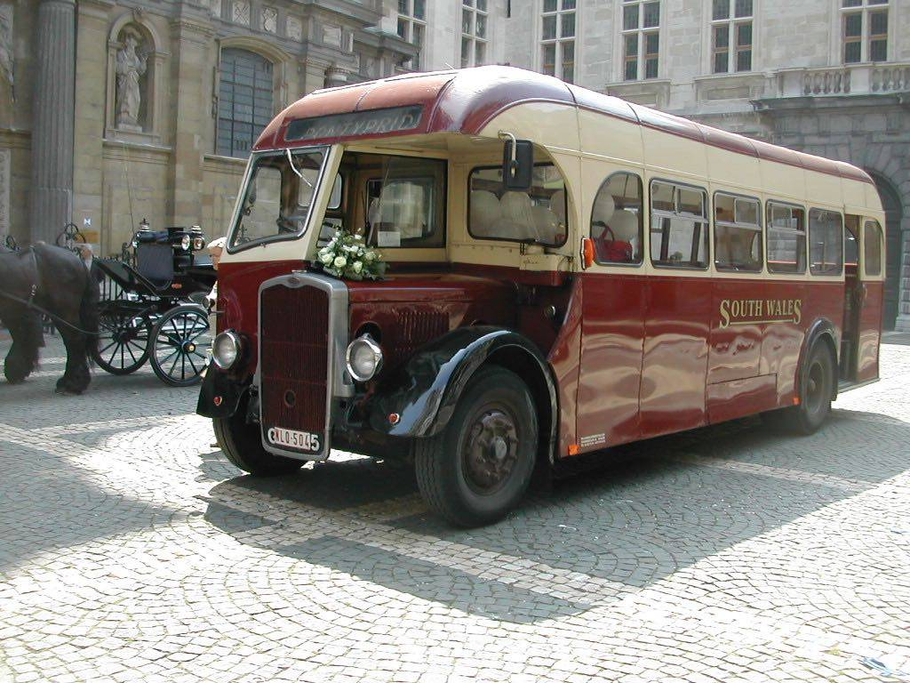 The London Ceremony Bus - Trouwvervoer - Ceremonievervoer - Bus - House of Weddings - 14