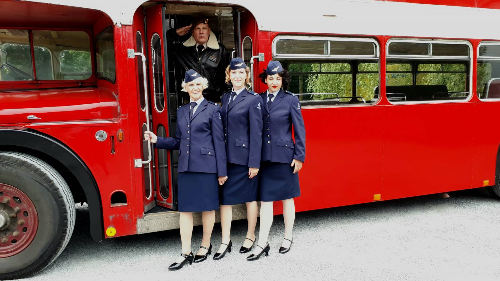 The London Ceremony Bus - Trouwvervoer - Ceremonievervoer - Bus - House of Weddings - 17