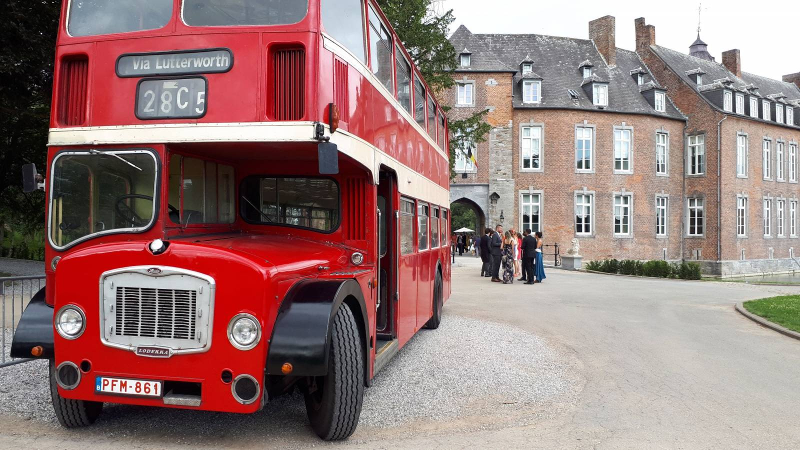 The London Ceremony Bus - Trouwvervoer - Ceremonievervoer - Bus - House of Weddings - 18