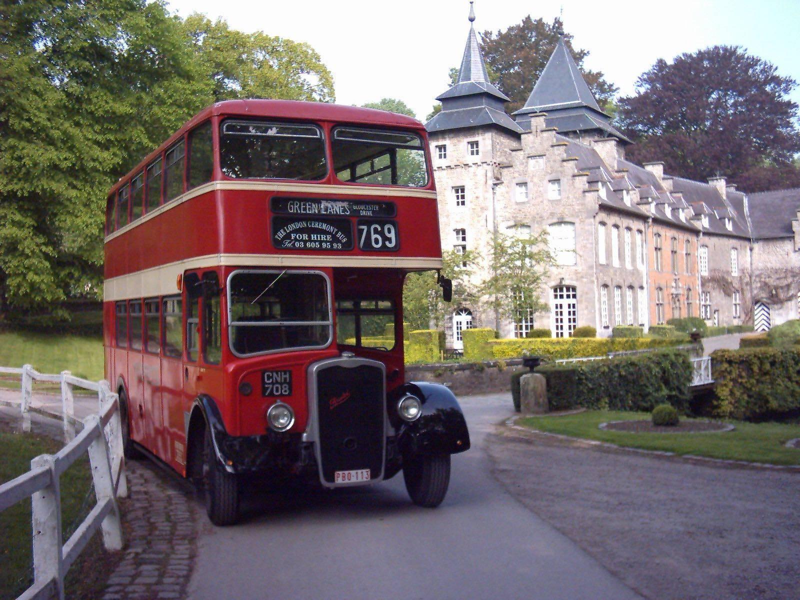 The London Ceremony Bus - Trouwvervoer - Ceremonievervoer - Bus - House of Weddings - 19