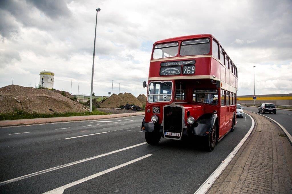 The London Ceremony Bus - Trouwvervoer - Ceremonievervoer - Bus - House of Weddings - 20