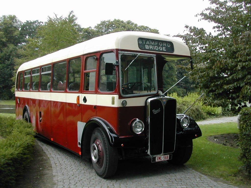 The London Ceremony Bus - Trouwvervoer - Ceremonievervoer - Bus - House of Weddings - 21