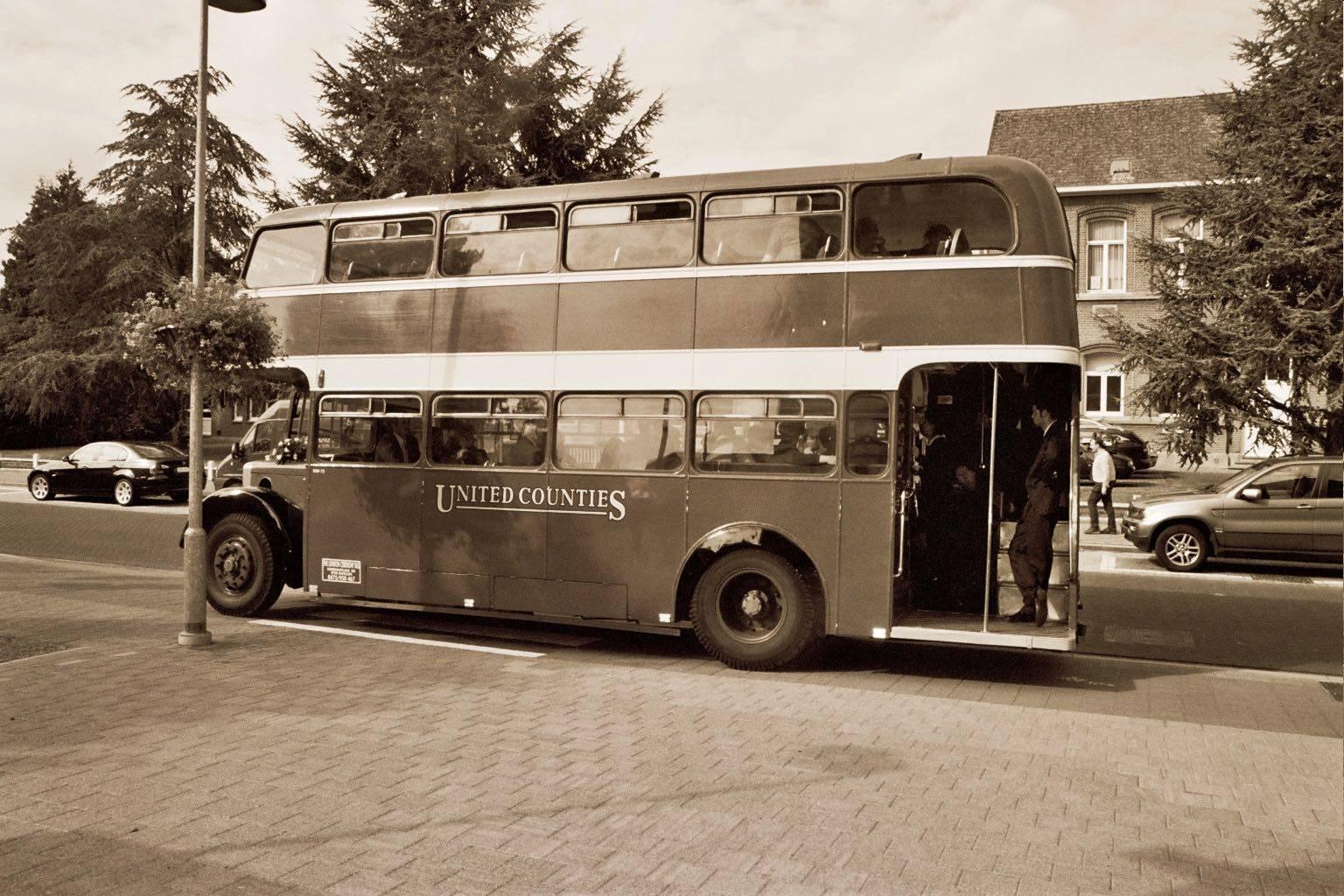 The London Ceremony Bus - Trouwvervoer - Ceremonievervoer - Bus - House of Weddings - 22