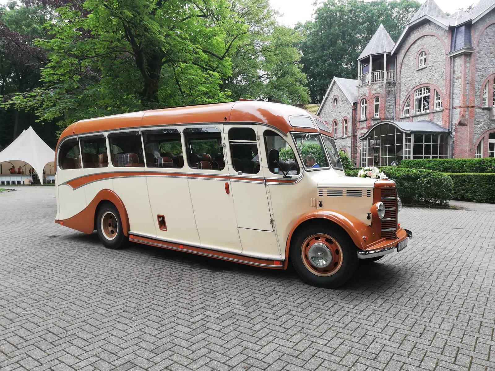The London Ceremony Bus - Trouwvervoer - Ceremonievervoer - Bus - House of Weddings - 23