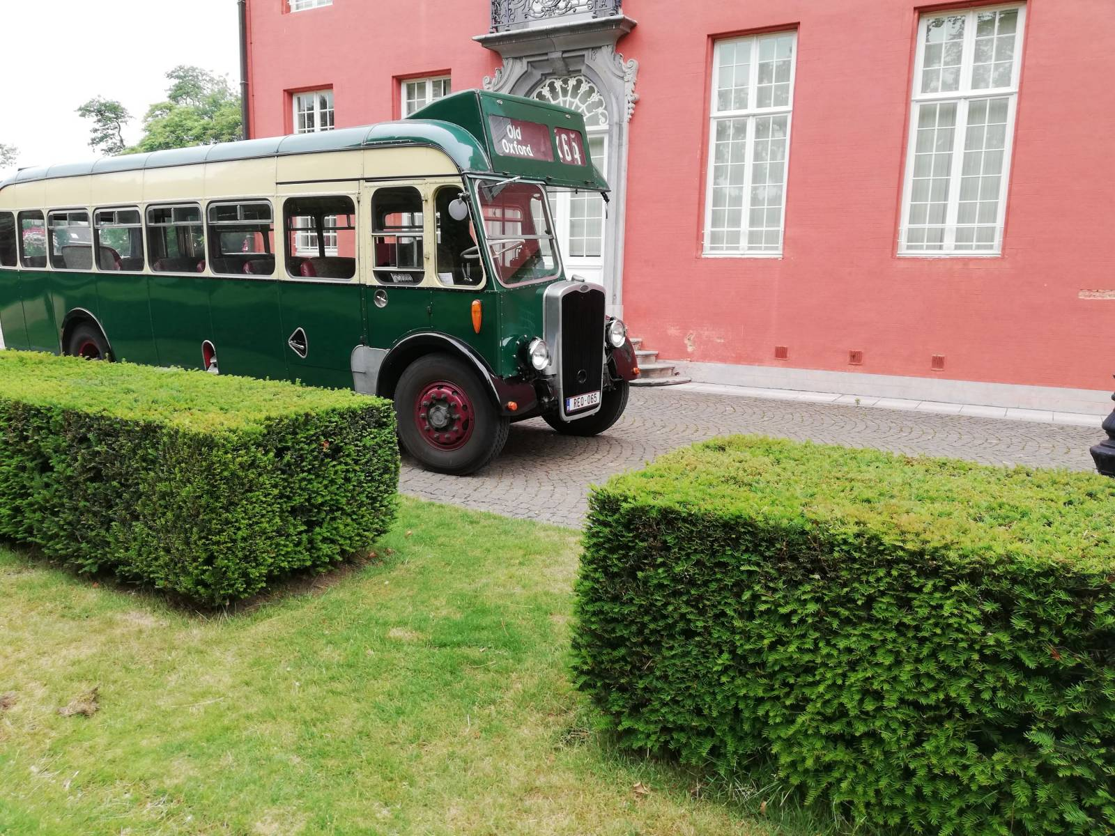 The London Ceremony Bus - Trouwvervoer - Ceremonievervoer - Bus - House of Weddings - 24