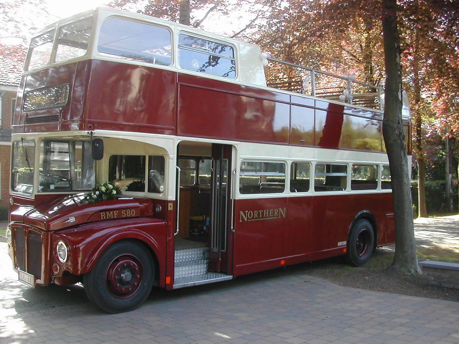 The London Ceremony Bus - Trouwvervoer - Ceremonievervoer - Bus - House of Weddings - 25