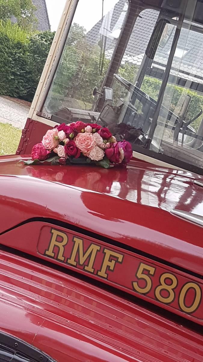 The London Ceremony Bus - Trouwvervoer - Ceremonievervoer - Bus - House of Weddings - 26