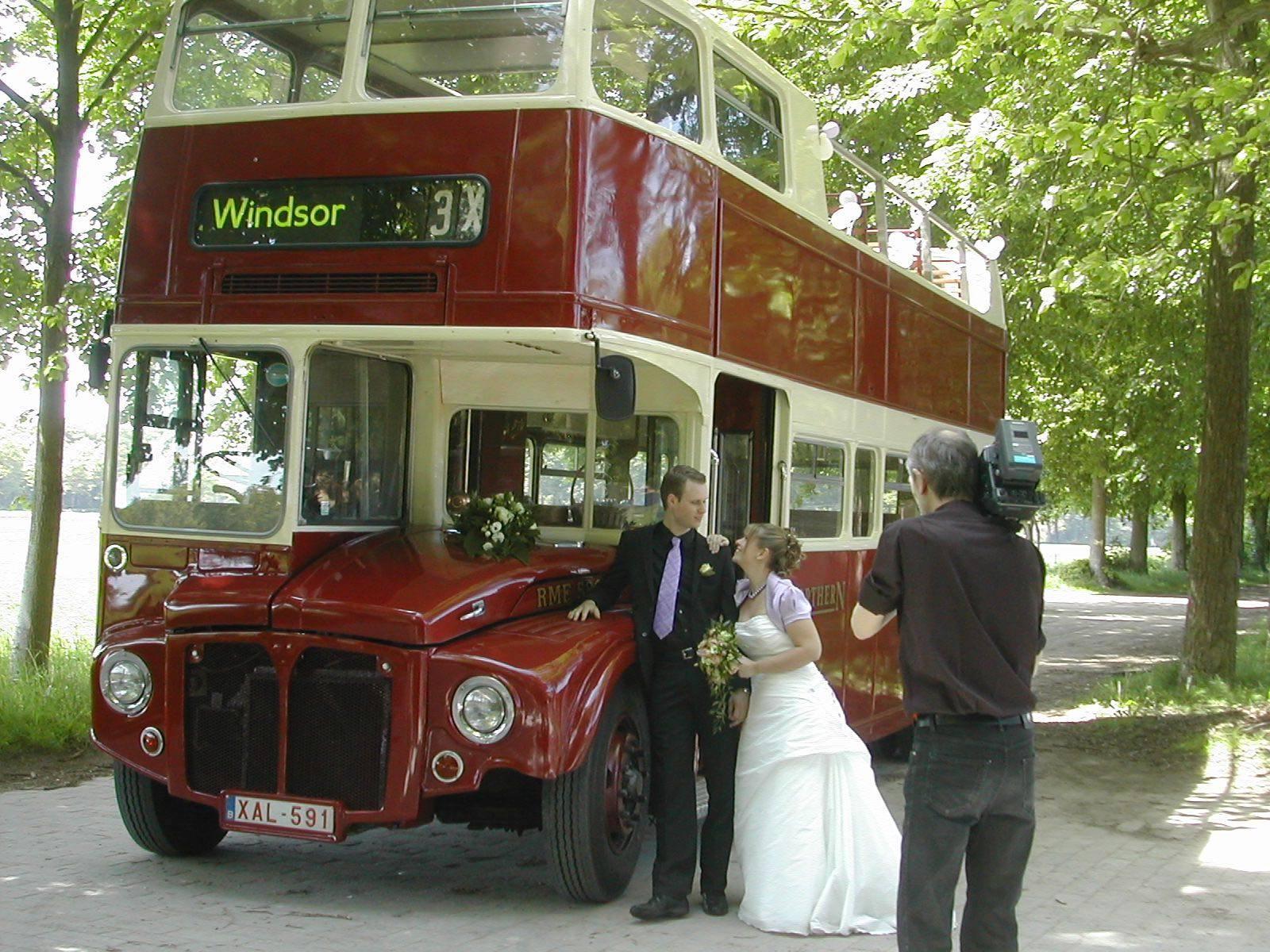 The London Ceremony Bus - Trouwvervoer - Ceremonievervoer - Bus - House of Weddings - 27