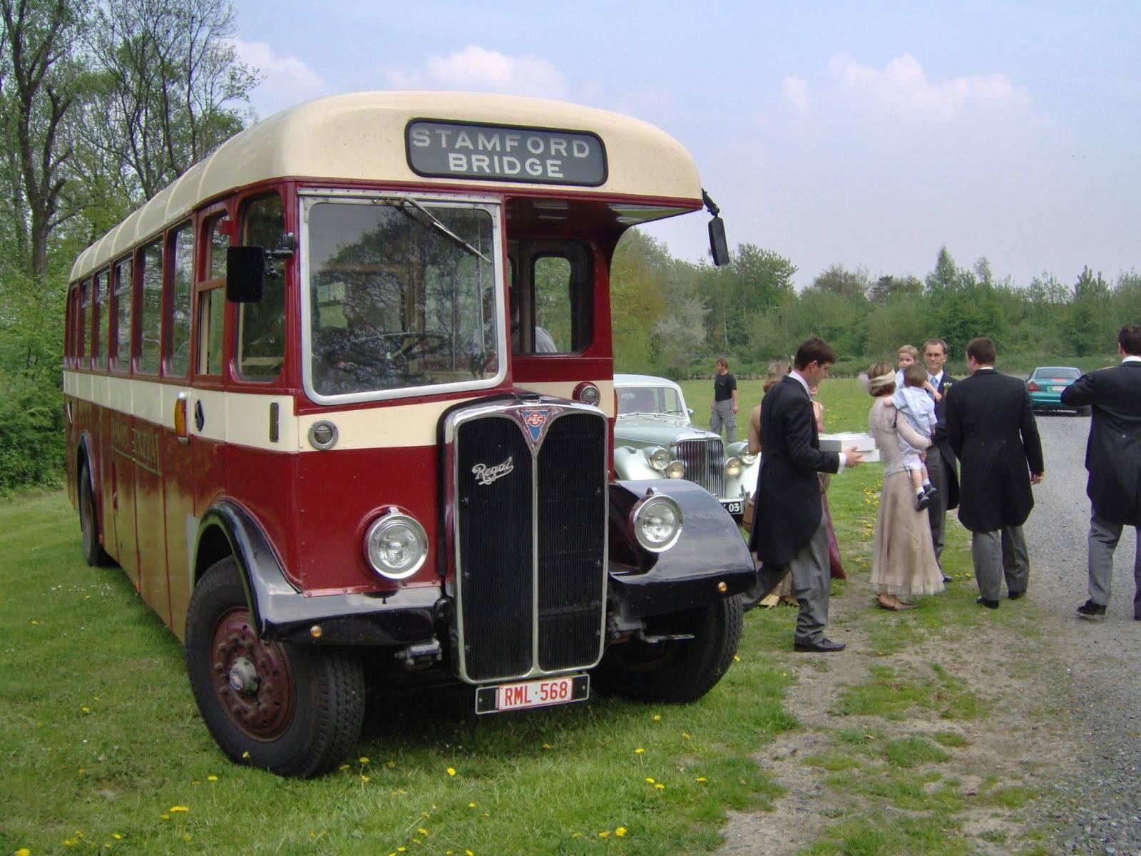The London Ceremony Bus - Trouwvervoer - Ceremonievervoer - Bus - House of Weddings - 28